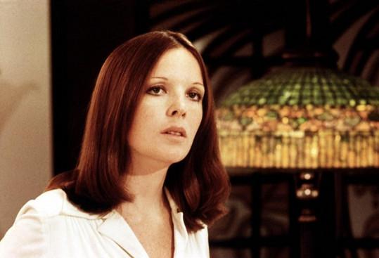 Diane na snímku z roku 1973