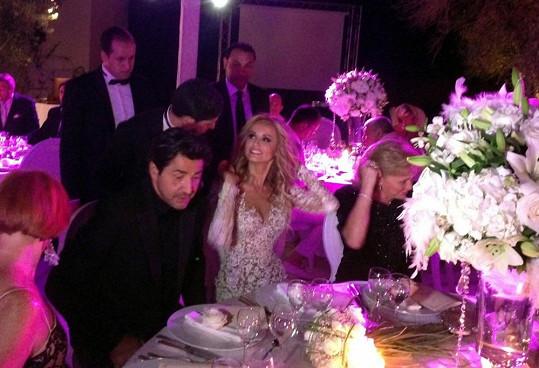 Svatební oslavy se konaly v Maroku.