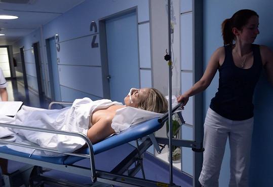 Tereza po operaci