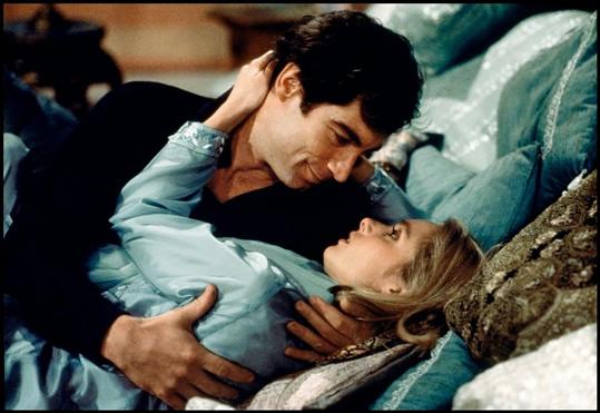 S Maryam D´Abo si James Bond prožil československý románek.