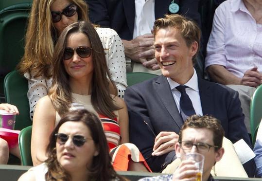 Pippu a Nica spojuje mimo jiné i vášeň pro tenis.
