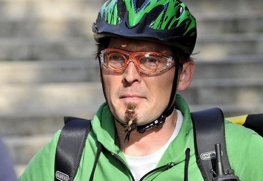 Jiří Vyorálek ve filmu Posel