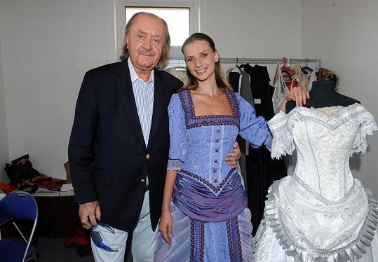 A s producentem Františkem Janečkem