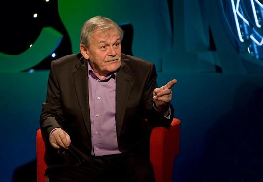 Karel Šíp patří k nejlépe vydělávajícím českým umělcům.