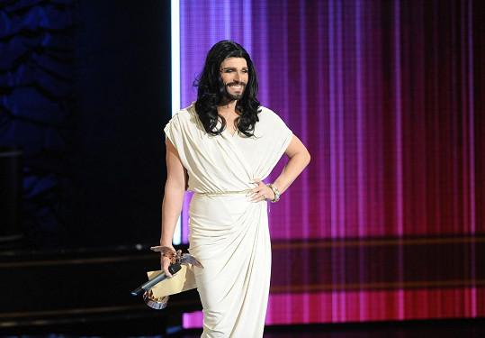 Leoš Mareš se inspiroval vítězkou Eurovize.