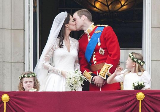 Velký den nejen pro Kate a Williama, ale pro celou Velkou Británii.