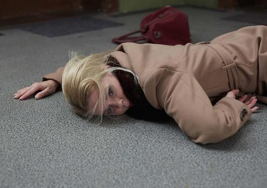 V seriálu Ulice si zahrála dceru domovníka Peška Kláru Peškovou, která tragicky zemřela.