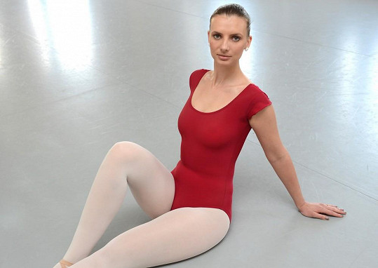 Monika Sommerová má skvělou postavu.
