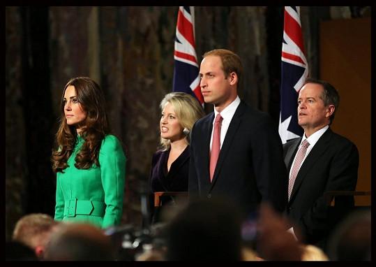 William a Kate v Austrálii uctili památku nečekaně zesnulého bratra ... 87364dbb4e
