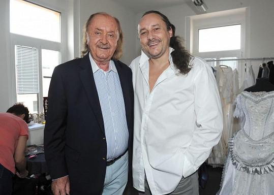 I producent František Janeček byl zvědavý, jak Marianovi zákrok dopadl.