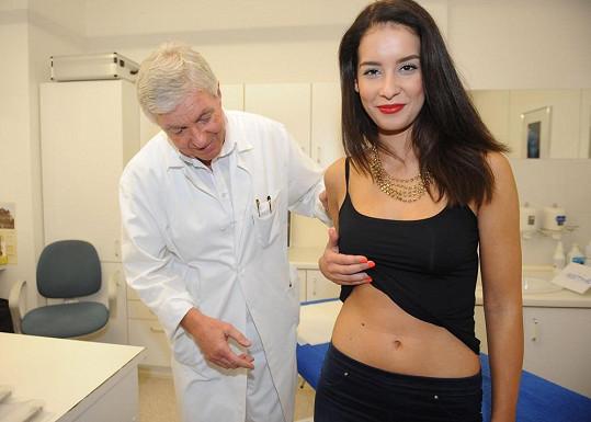 A obdivoval ho i plastický chirurg celebrit.