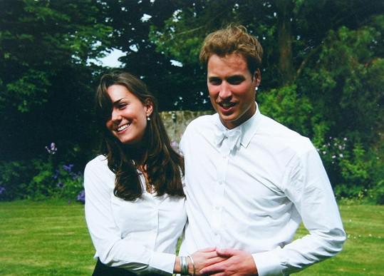 Kate a William zvěčněni během své promoce