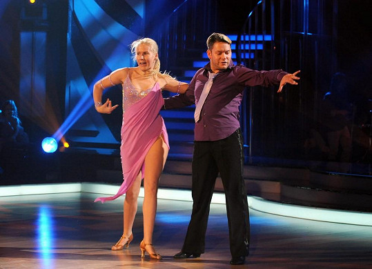 Matěj Ruppert a Alice Stodůlková soutěž nakonec opustili.