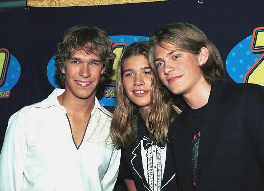 Tyto kluky milovaly v devadesátých letech všechny pubertální slečny.