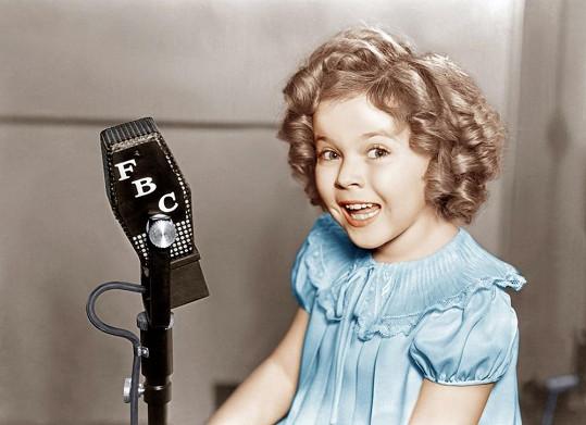 Téhle holčičce ležel ve třicátých letech svět u nohou.