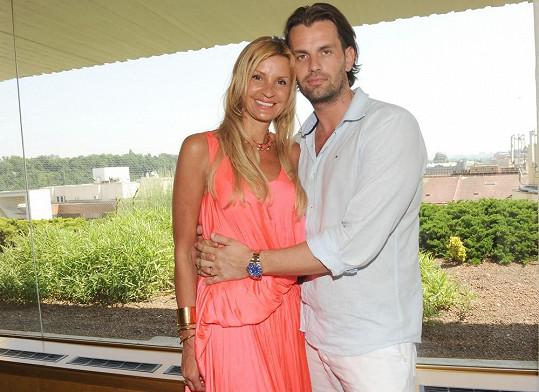 Tamara žije s Romanem Hajabáčem už tři roky.