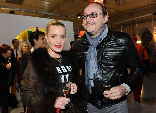 Maroš s Alicí chodí již půl roku.