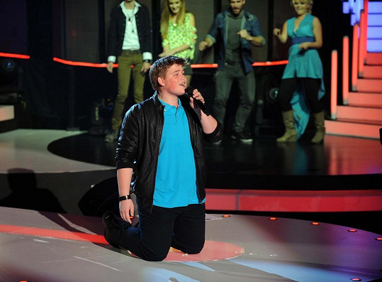 Adam Kukačka alias Budulínek patří k favoritům SuperStar.