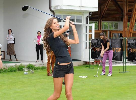 Eliška Bučková prý přibrala pět kilogramů.