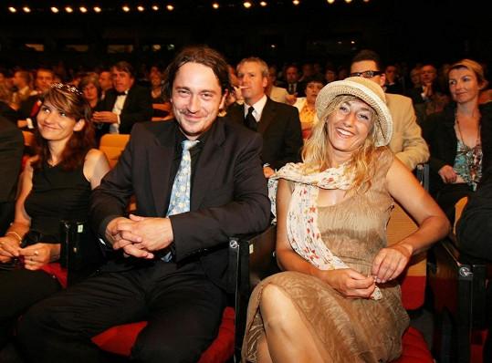 V roce 2006 společně zavítali na karlovarský filmový festival.