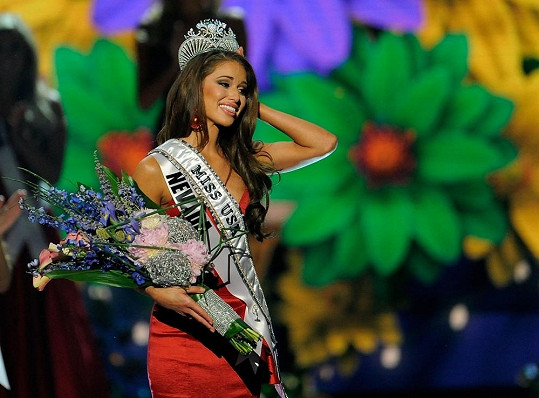 Nia Sanchez pojede na Miss Universe.