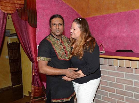 S masérem Princem chodí Aneta už více jak tři roky.