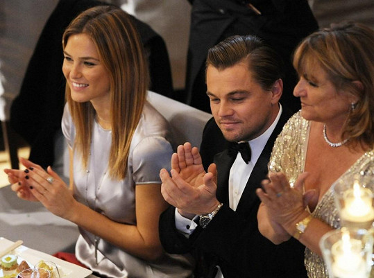Bar a Leonardo DiCaprio spolu chodili šest let.