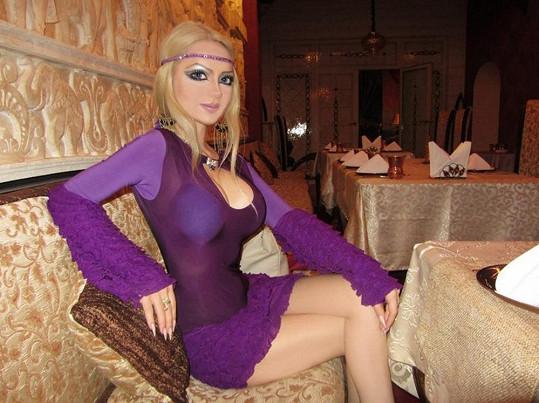 Valeria Lukyanová - co slovo, to perla...