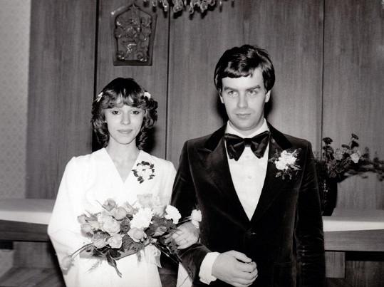 První svatba Heidi