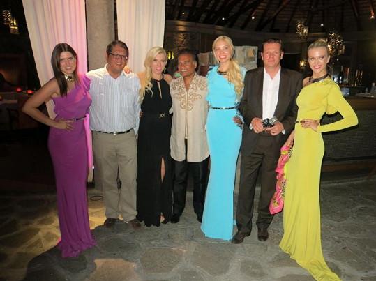 Katka s týmem na návštěvě u ministra turismu