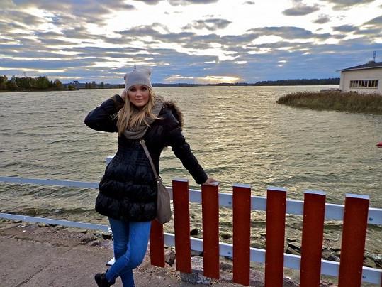 Ve Finsku je na podzim krásně.