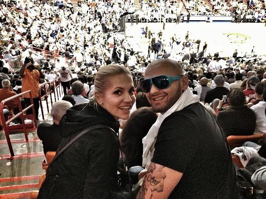 Dara s Patrikem pracovali na dítěti už během dovolené na Floridě. Zatím se na ně v tomto směru štěstí neusmálo.