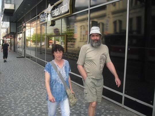 Bohušova maminka žije už jedenáct let s přítelem Standou.