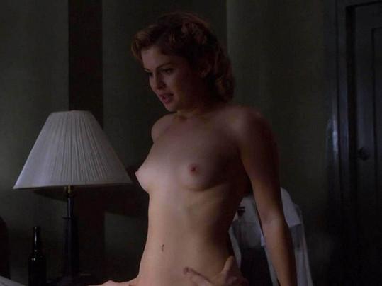 Ani herečka známá z filmů Hercules Rose McIever se nestyděla svléknout.