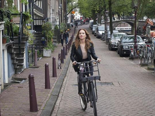 Stane se z ní Holanďanka?