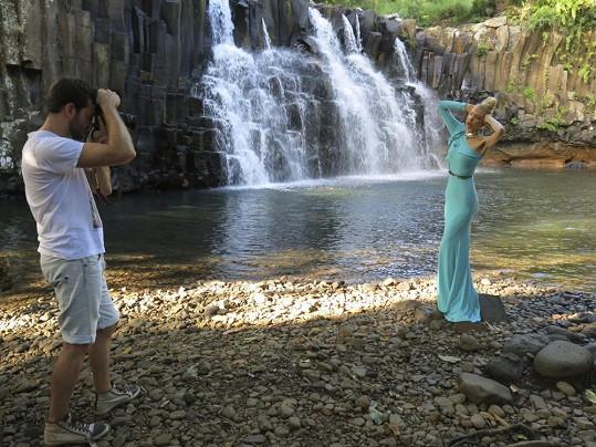 Je krásnější Kateřina, nebo příroda?