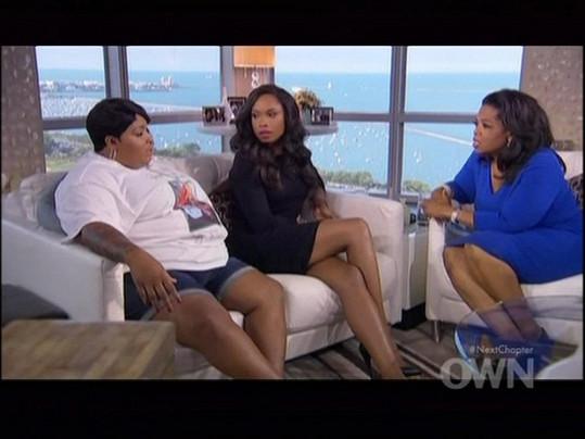 Jennifer se sestrou před časem u Oprah Winfrey.