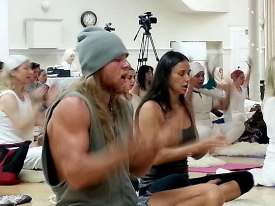 Demi Moore se s novou láskou seznámila na hodinách jógy.