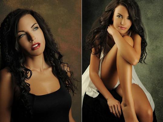 Zuzana Miková nedávno nafotila nejhezčí snímky kariéry.