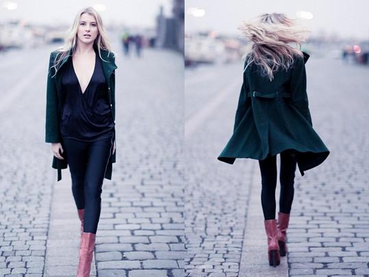 Na berlínském týdnu módy nebyla modelka dostatečně zaoblená.