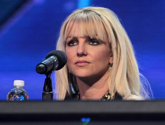 Britney Spears neuspěla ve vztahu ani jako porotkyně X Factoru.