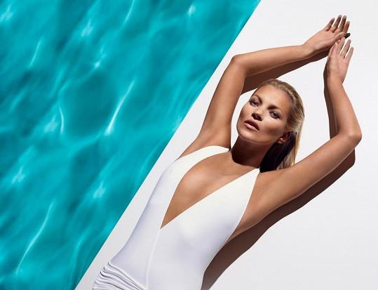 Kate Moss stále patří k modelkám číslo jedna.