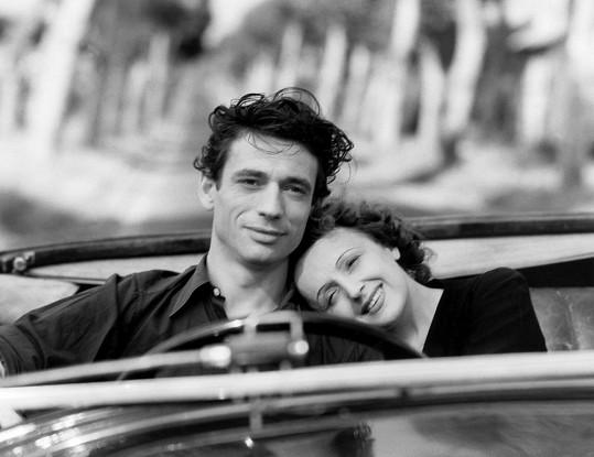 Yves Montand a Edith Piaf v roce 1946