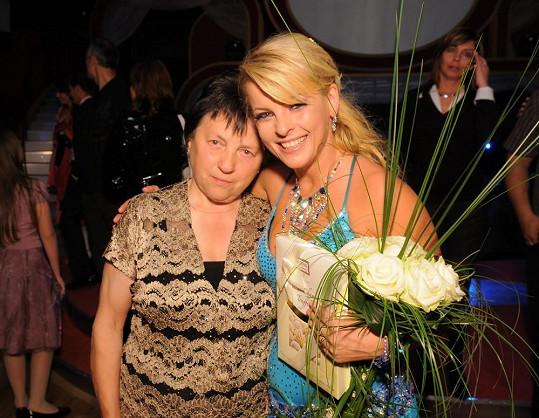 S maminkou Svatavou