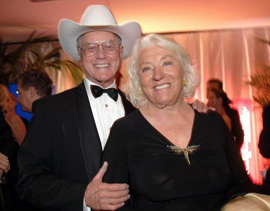 Nemovitost léta patřila Larrymu Hagmanovi a jeho manželce Maj Axelsson.