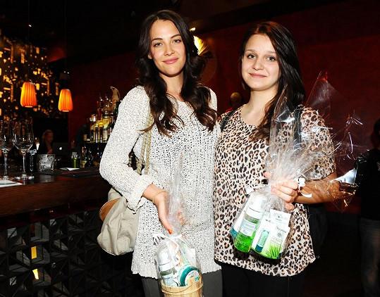 Kateřina Sokolová si myslí, že by sestra měla v modelingu také šanci.