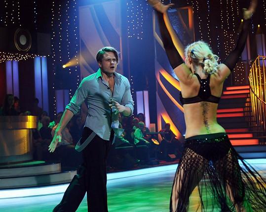 Tanec byl pokaždé plný vášně.