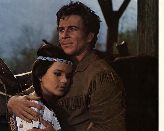 Ve filmu Vinnetou a míšenka Apanači (1966)