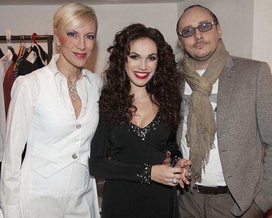 Jako hosty si Kamila vybrala také šansoniérku Renatu Drössler a Mariána Vojtka.