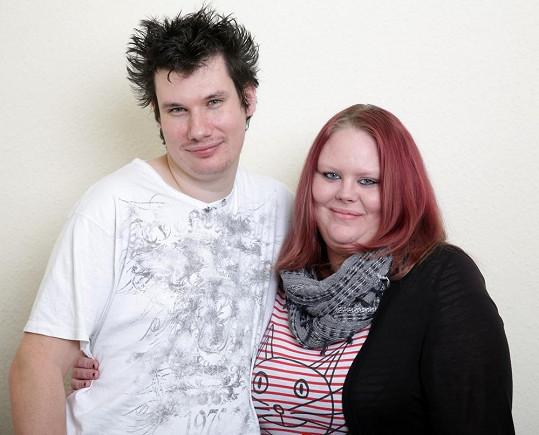 Joel v civilu se svou velice tolerantní partnerkou